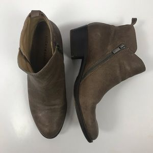 Lucky Brand Bryton Ankle Boots